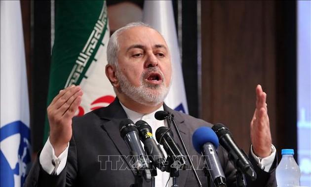 Иран призвал западные страны снять санкции в отношении Сирии