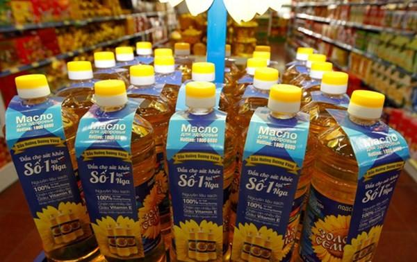 Товары российского производства пользуются растущим спросом во Вьетнаме