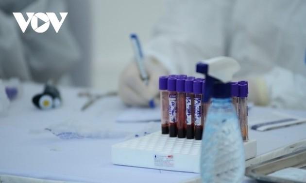 На 14 мая во Вьетнаме было зарегистрировано 16 новых ввозных случаев COVID-19