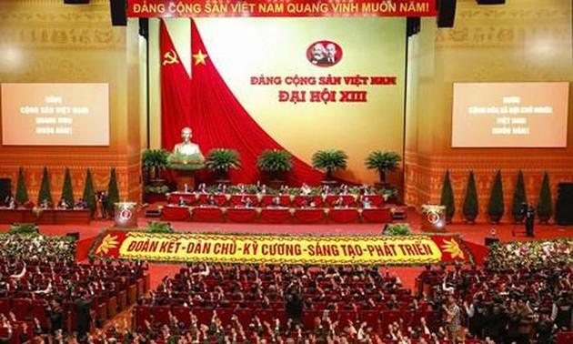 Правительство опубликовало Программу действий по реализации Решения 13-го съезда КПВ