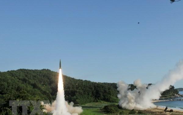 КНДР осудила договоренность Республики Корея и США снять ограничения на дальность  ракет