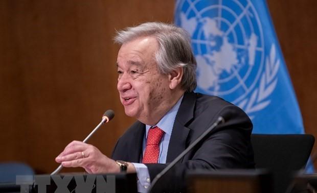 Борьба с пандемией COVID-19 и ее последствиями - приоритеты генсека ООН во втором сроке работы