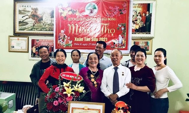 День вьетнамской семьи 2021: «Счастливая семья – счастливое общество»