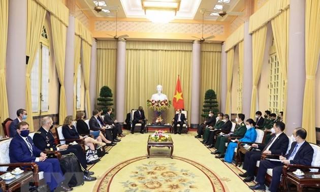 США активизируют сотрудничество с Вьетнамом в ликвидации последствий войны