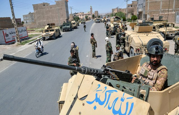 Обострение кризиса в Афганистане