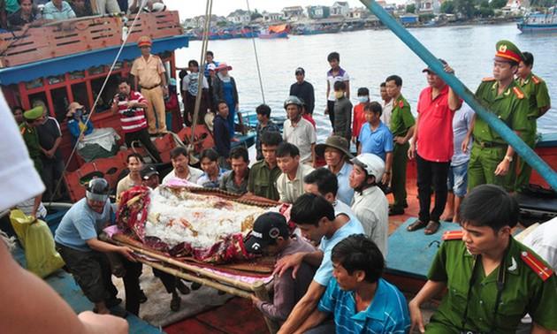 Tiến hành các biện pháp bảo hộ công dân Việt Nam tại Philippines