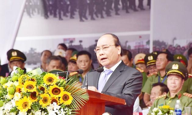 Thủ tướng: Đảm bảo tuyệt đối không có sơ suất nhỏ nào về an ninh xảy ra tại Tuần lễ APEC 2017