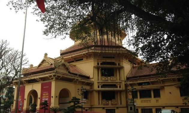 Bảo tàng Lịch sử Quốc gia có nhiều cuộc trưng bày lớn trong năm 2018