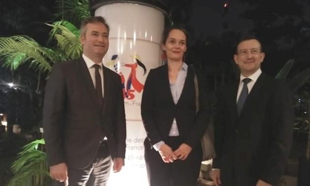45 năm quan hệ Pháp Việt: Biểu trưng sinh động của tinh thần hữu nghị