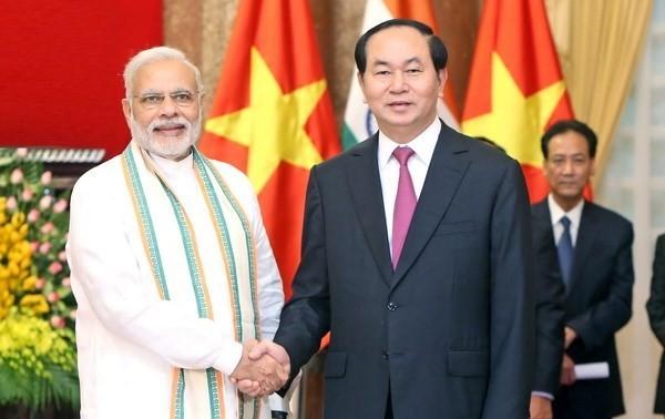 Viễn cảnh hợp tác mới trong quan hệ Việt Nam và Ấn Độ