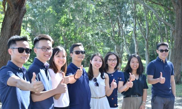 Mái nhà chung của du học sinh Việt Nam tại New South Wales
