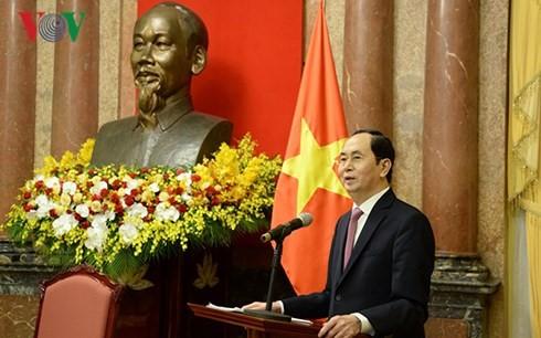 Phát huy sức mạnh của ý chí thống nhất đất nước và khát vọng hòa bình trong sự nghiệp đổi mới