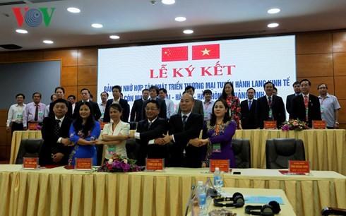 Xúc tiến xuất nhập khẩu nông sản giữa 2 tỉnh Lào Cai (Việt Nam) và Vân Nam (Trung Quốc)