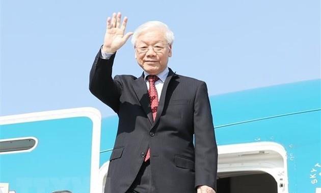 Kết quả tốt đẹp chuyến thăm Nga và Hungary của Tổng bí thư Nguyễn Phú Trọng