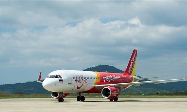 Vietjet Air mở đường bay Đà Nẵng - Bangkok