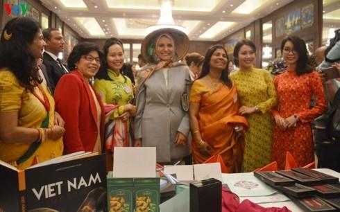 Việt Nam tham gia Ngày hội văn hóa và ẩm thực châu Á tại Ai Cập