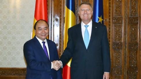 Tuyên bố chung Việt Nam – Romania