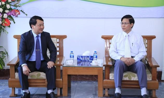 Hội thánh Tin lành Việt Nam (miền Bắc) góp phần củng cố khối đại đoàn kết toàn dân tộc
