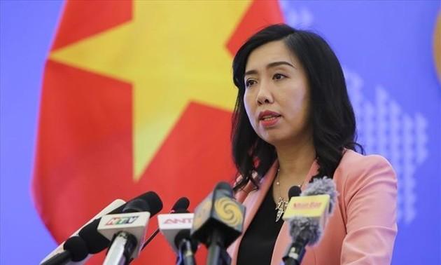 Việt Nam bác bỏ quyết định đơn phương của Trung Quốc về cấm đánh bắt cá ở khu vực Biển Đông