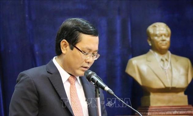 Việt Nam, Lào tăng cường hợp tác nâng cao chất lượng đào tạo