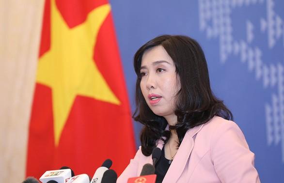 Bình luận của Việt Nam trước phát biểu của Thủ tướng Singapore Lý Hiển Long tại Đối thoại Shangri-La