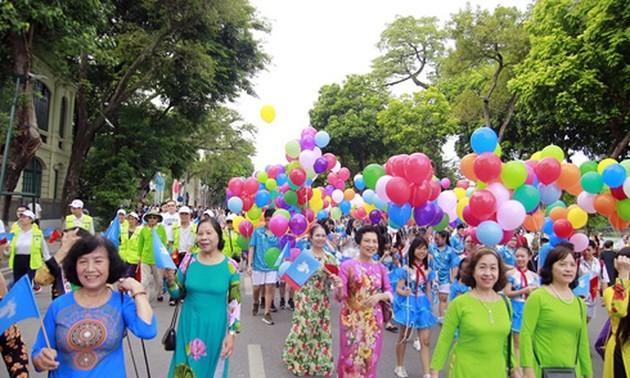 Hà nội-Thành phố vì hòa bình: 20 năm hội nhập và phát triển