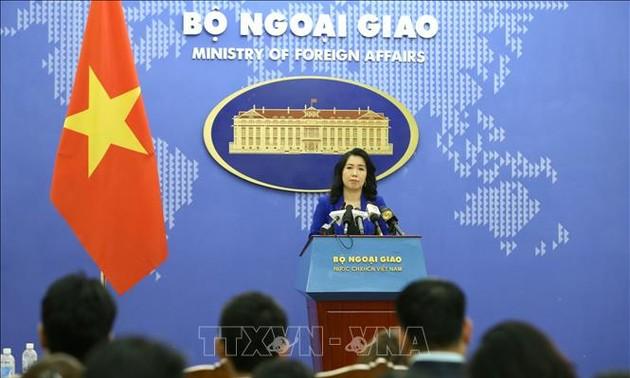 Việt Nam thực thi nghiêm túc đầy đủ các cam kết của Tổ chức thương mại thế giới, các Hiệp định thương mại tự do đã ký
