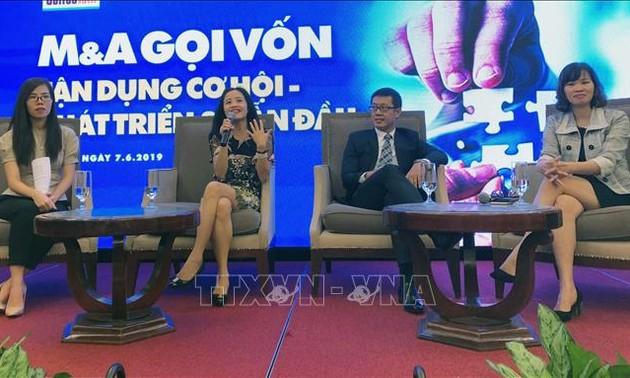 Thị trường mua bán và sáp nhập Việt Nam cần tận dụng cơ hội để bứt phá