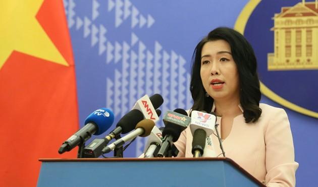 Nhóm tàu khảo sát Hải Dương 08 của Trung Quốc đã rời khỏi vùng đặc quyền kinh tế và thềm lục địa Đông Nam Việt Nam