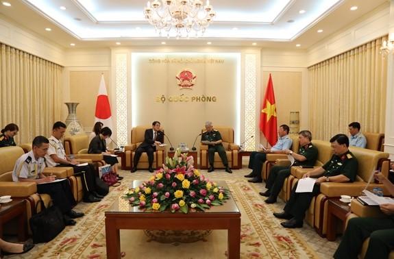 Việt Nam-Nhật Bản đẩy mạnh hợp tác khắc phục hậu quả chiến tranh