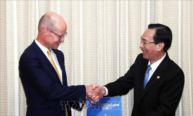 Việt Nam - Phần Lan tăng cường hợp tác lĩnh vực giáo dục