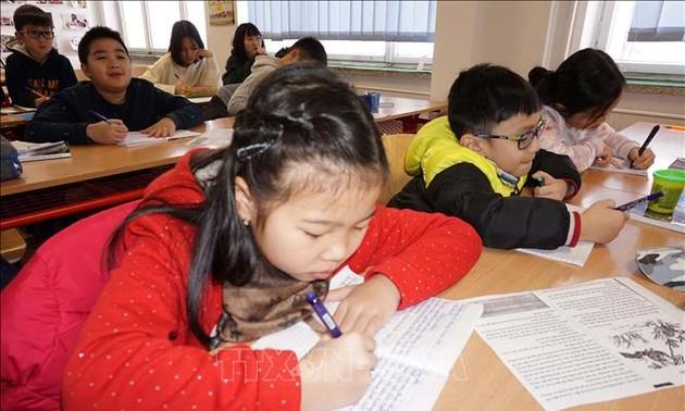 Lan tỏa phong trào học tiếng Việt tại CH Czech