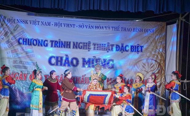 Kỷ niệm 10 năm Hội nghệ sĩ sân khấu Việt Nam