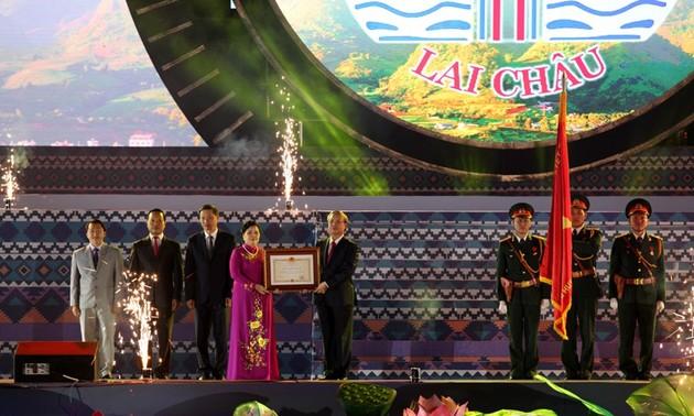 Lễ kỷ niệm 110 năm thành lập tỉnh Lai Châu