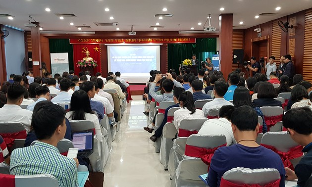 Hà Nội công bố Đề án hỗ trợ khởi nghiệp sáng tạo