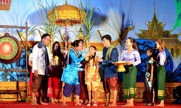 Lễ hội Ok Om Bok và văn hóa của người Khmer