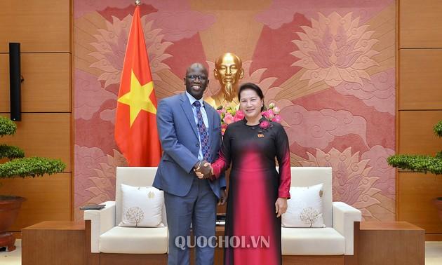 WB sẽ tiếp tục đồng hành với Quốc hội Việt Nam