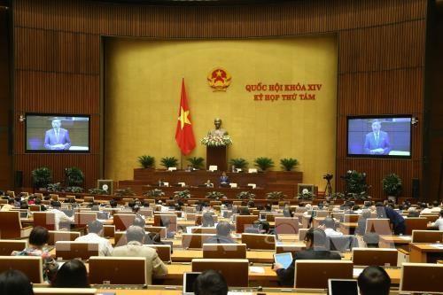 Quốc hội biểu quyết thông qua Nghị quyết về phân bổ ngân sách Trung ương năm 2020