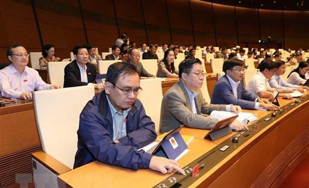 ILO đánh giá cao Bộ luật Lao động (sửa đổi) được Quốc hội thông qua