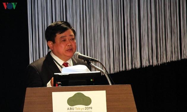 Đài Tiếng nói Việt Nam chính thức đăng cai Đại hội đồng ABU 57