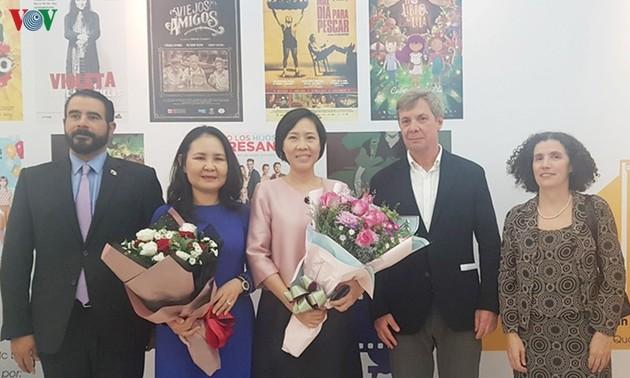 Thành phố Hồ Chí Minh khai mạc LHP các nước nói tiếng Tây ban Nha