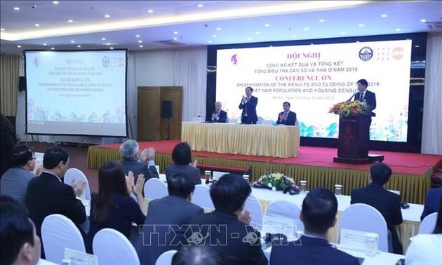 Hội nghị Công bố kết quả Tổng điều tra dân số và nhà ở 2019