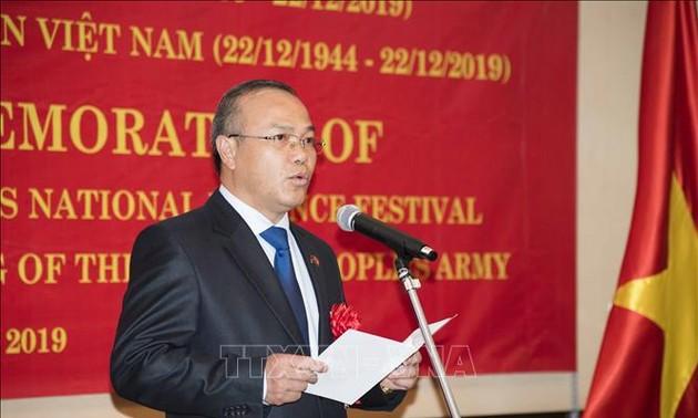 Thúc đẩy quan hệ quốc phòng Việt Nam – Nhật Bản phát triển hơn nữa