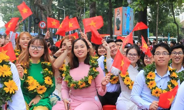 Lễ kỷ niệm 70 năm Ngày truyền thống Học sinh, Sinh viên