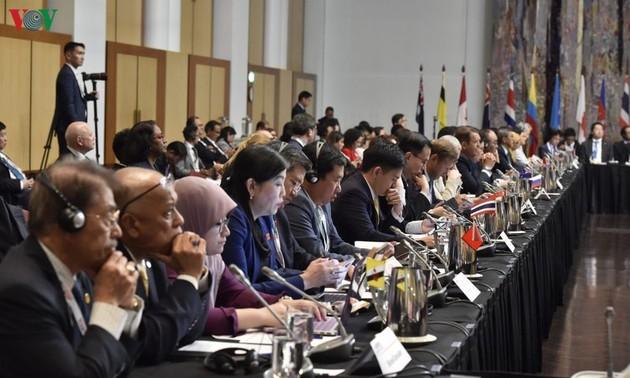 Bế mạc Hội nghị thường niên lần thứ 28 Diễn đàn APPF