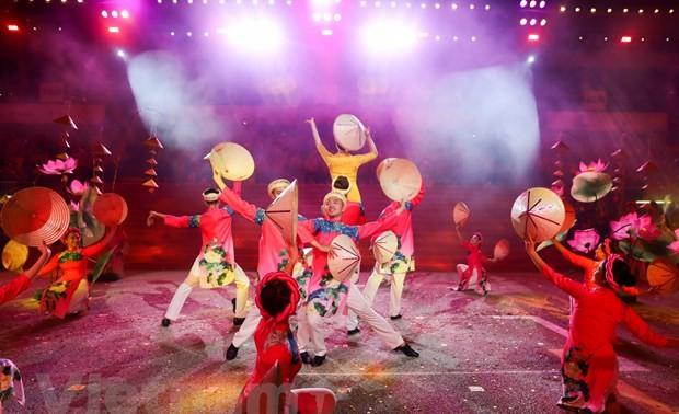 Việt Nam tham gia Lễ hội diễu hành Chingay Parade 2020 tại Singapore