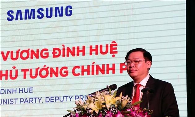 Việt Nam quan tâm phát triển ngành công nghiệp hỗ trợ