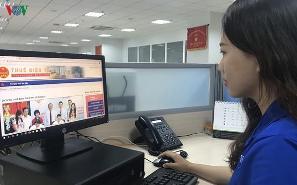 Thành phố Hồ Chí Minh thay đổi hệ thống khai và nộp thuế điện tử từ ngày 10/2