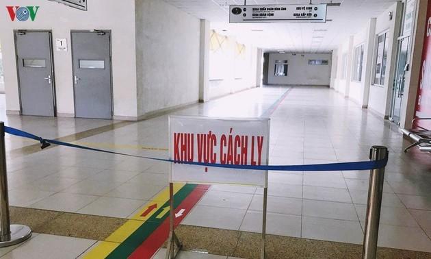 Người nhiễm Corona nặng nhất tại Việt Nam xuất viện