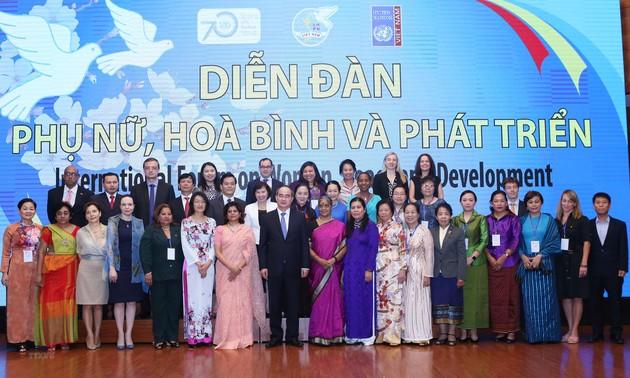 Thành quả to lớn trong thực hiện bình đẳng giới ở Việt Nam